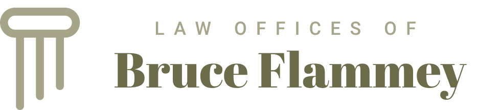 Law Offices of Bruce Flammey logo